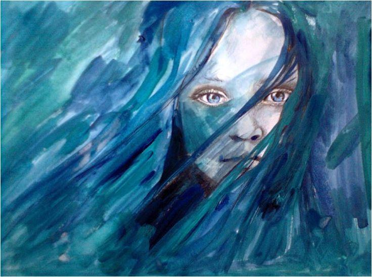 Blue Stage 1 by Sonya2427.deviantart.com on @DeviantArt