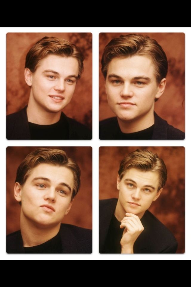 Leonardo Dicaprio aka love of my life