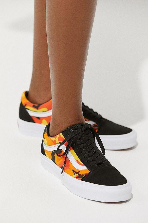 9e44f6fa1b Slide View  2  Vans Old Skool Pop Camo Sneaker  Sneakers