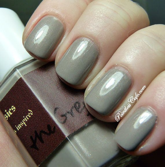 Gandalf the Grey Nail Polish from The Lord of the by pussycat, $4.50