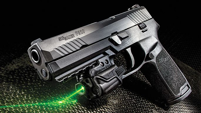 Sig Sauer P320: The 'Shape Shifting' 9mm PistolFind our speedloader now!  http://www.amazon.com/shops/raeind