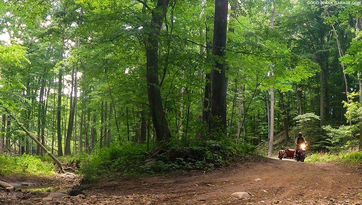 Mid-Ohio Trail Ride