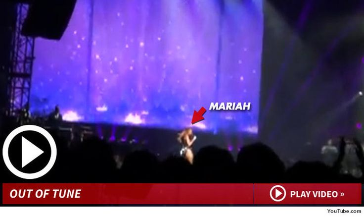 Mariah Carey struggled to get through the first night of her tour Saturday night in Japan ... with her voice giving out -- and the video is PAINFUL to watch.  Carey kicked off her Elusive Chanteuse World Tour last night in Tokyo ... and based on the video -- as well as multiple others online -- it\'s clear she couldn\'t hit the high notes she\'s famous for.  During some portions of the concert, it seemed like Mariah forgot the lyrics ... however it\'s possible her microphone gave out -- ...