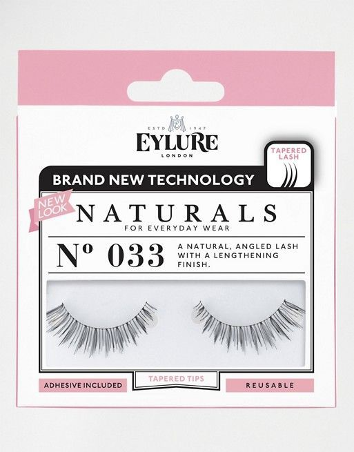 8954f4e0bd4 Eylure Naturals Lashes - No. 033 | Lashes | Pinterest | Lashes ...