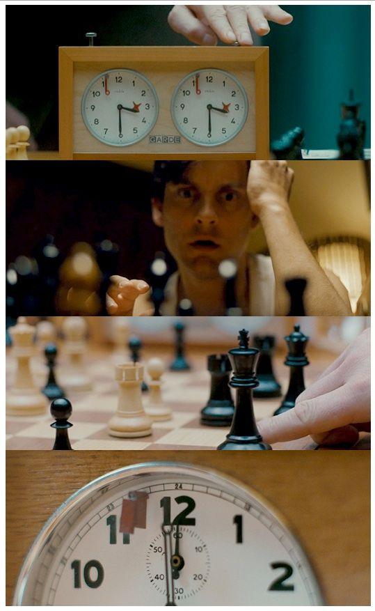 """Pawn Sacrifice"""