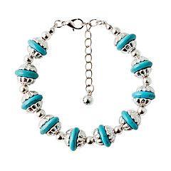 Náramky+Strand+Náramky+Slitina+Circle+Shape+Módní+Svatební+Šperky+Dárek+Zelená,1ks+–+USD+$+2.00