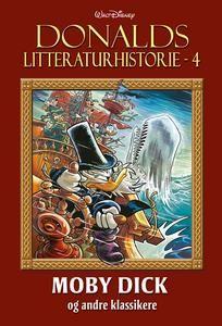 Donalds Litteraturhistorie 4: Moby Dick og andre klassikere