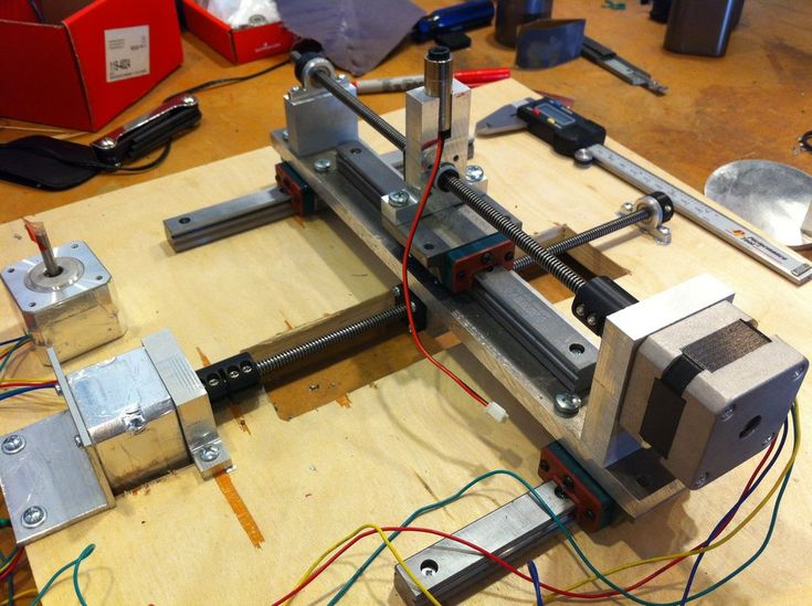 Build a Laser 3D Printer - Stereolithography at Home - 2