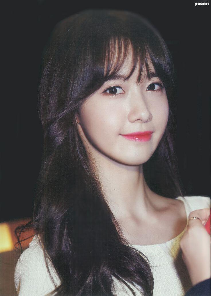 #Yoona #윤아 #ユナ #SNSD #少女時代 #소녀시대 #GirlsGeneration 150104 Innisfree Shanghai IFC Opening HIGH CUT