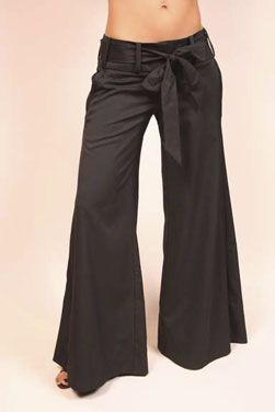 palazzo pants. one in every colour please.