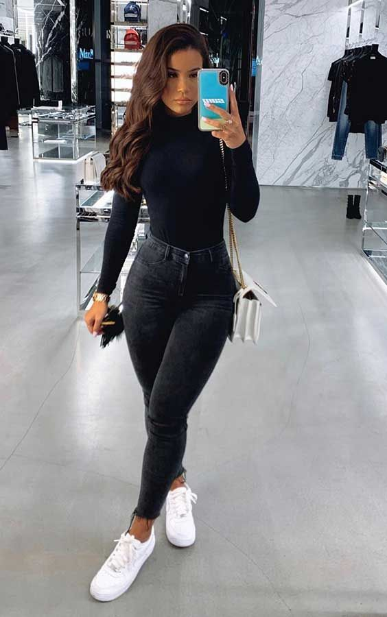 #blackdressshoes #cool #grundlegend #im #lookvorsc…