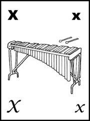 Disegni Alfabeto Carte 6