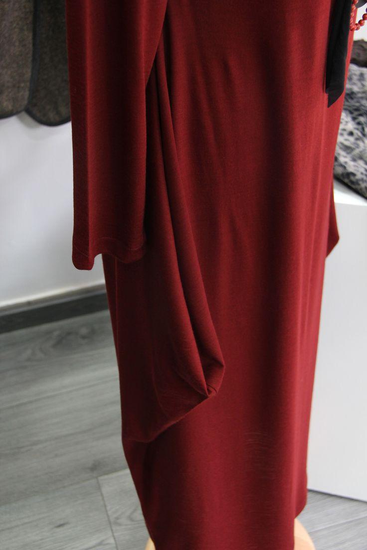 tai.mo jersey dress detail