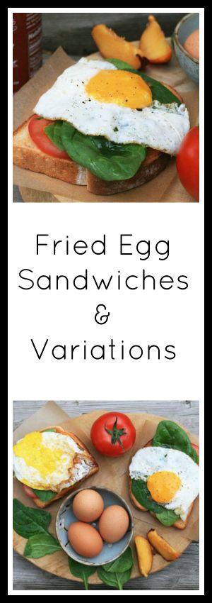 ... Egg Sandwiches on Pinterest | Eggs, Sandwiches and Fried Egg