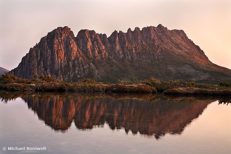 Sweeping grandeur, Cradle Mountain