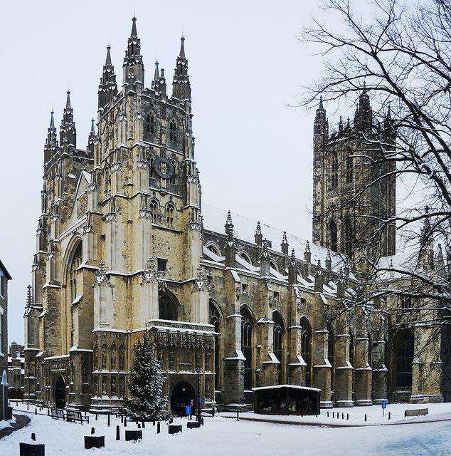 Canterbury Cathedral  #RePin by AT Social Media Marketing - Pinterest Marketing Specialists ATSocialMedia.co.uk