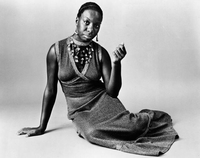 """Nina Simone: The Life and Music of the """"Priestess of Soul"""": Nina Simone - about 1968"""