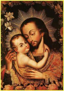 RECEMOS A SAN JOSÉ | Padre Claudio Bert