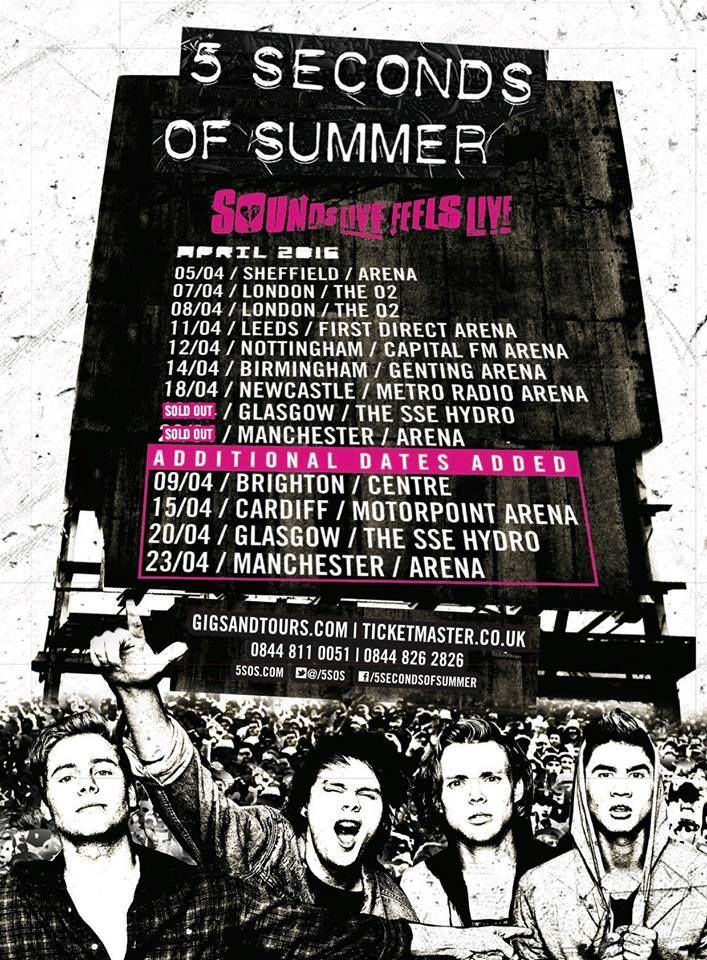 | 5SOS REVEAL FANS TWITTER POLL RESULTS FOR SOUNDS LIVE FEELS LIVE SETLIST | http://www.boybands.co.uk