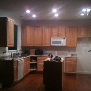 Small Kitchen Recessed Lighting Ideas