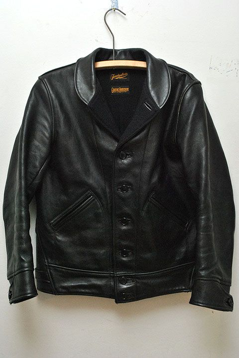 TENDERLOIN テンダーロイン レザージャケット T-HIDE 札幌ブランド古着 買取 通販のom(オム)