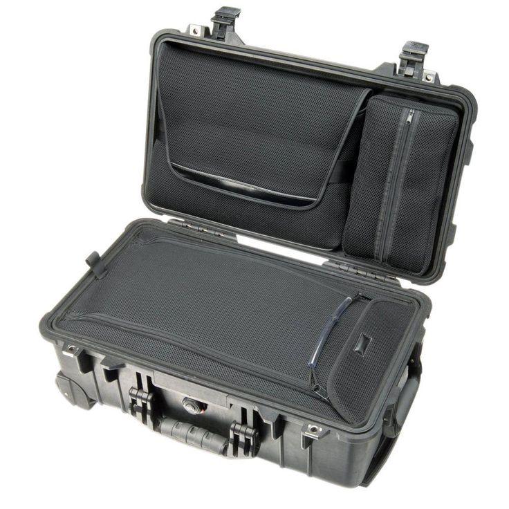 1510LOC Laptop Overnight Case, Black