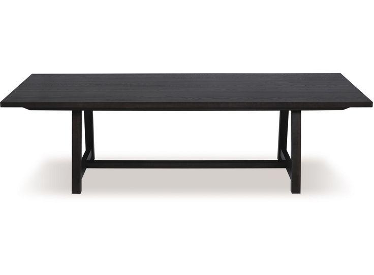 Epsom Dining Table / Danske Mobler Hyland House Pinterest