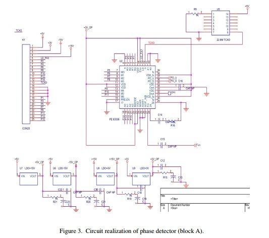 Electrical and Electronics Engineering: An International Journal (ELELIJ)     http://wireilla.com/engg/eeeij/index.html     ISSN: 2200-5846    DESIGN AND IMPLEMENTATION OF PLL FREQUENCY SYNTHESIZER USING PE3336 IC FOR IRS APPLICATIONS     http://wireilla.com/engg/eeeij/papers/3314elelij03.pdf    ABSTRACT     The design and experimental verification of a low phase noise phase locked loop (PLL) frequency synthesizer using Peregrine's PE83336 IC is presented. This PLL is used as frequency…
