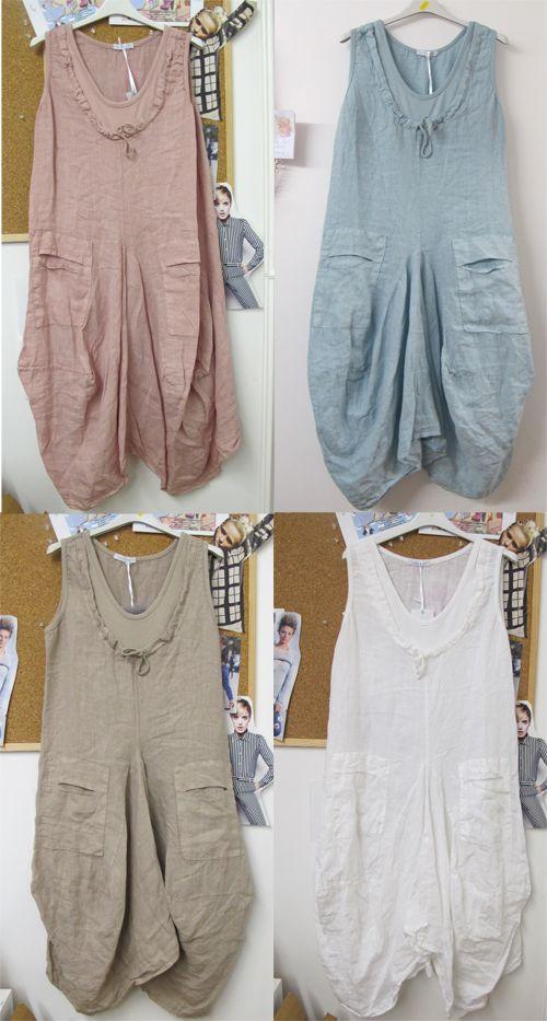 Lagenlook Clothing   monton lagenlook linen tunic dress light brown lagenlook is a german ...