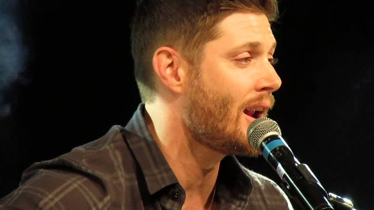 Jensen Ackles Singing Sweet Home Alabama for Jared & JIBCon- oh my gosh! His voice is heavenly!
