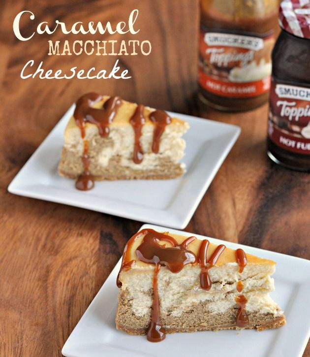 ... this next fall for Thanksgiving! Caramel Macchiato Cheesecake Recipe