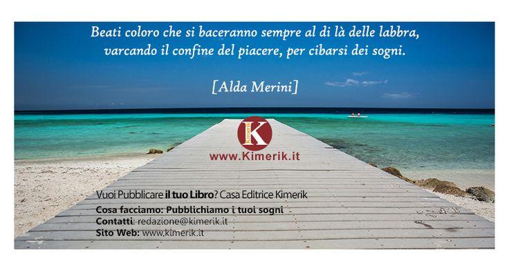 Con Kimerik puoi: diventa uno di noi, diventa un nuovo Autore!