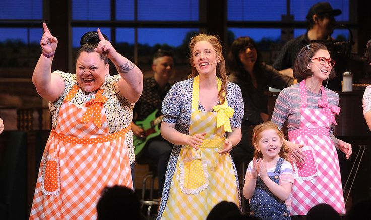 Sara Bareilles Celebrates 'Waitress', Broadway's First Musical ...
