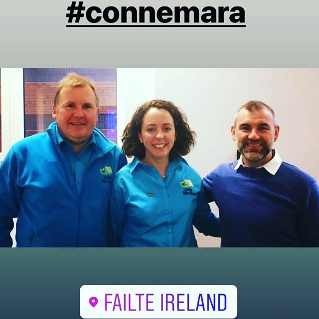 Attending a fantastic training day with Failte Ireland in Dublin today. Getting Meitheal ready and Season ready. With Connemara Sands Hotel & Spa #Meithal2018 #connemaralife #Connemara #clifden #eBike #BikeHire #irelandtrip #cycle #Greenway #skyview