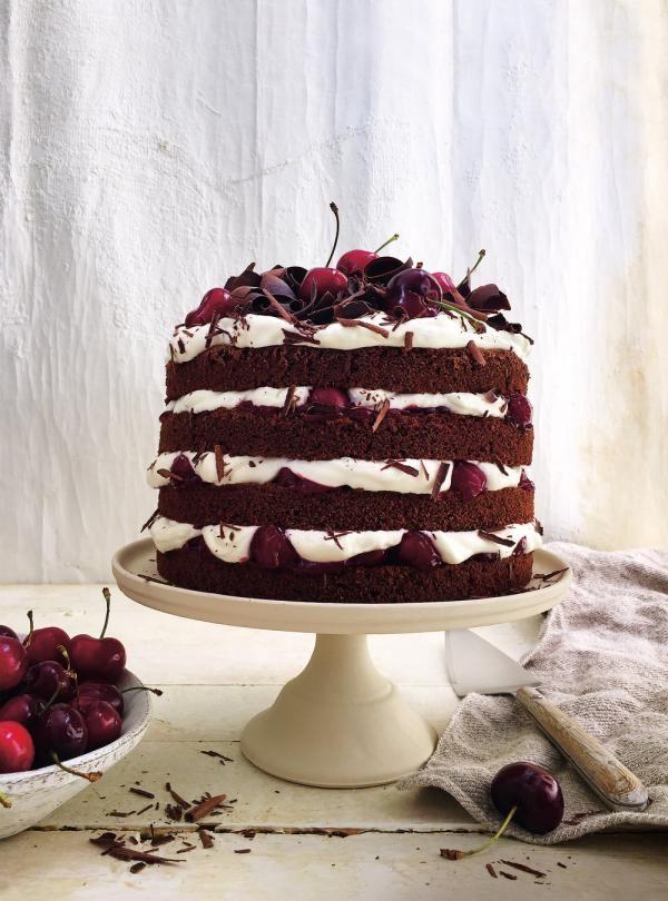 Gâteau Forêt-Noire #cake #ricardo