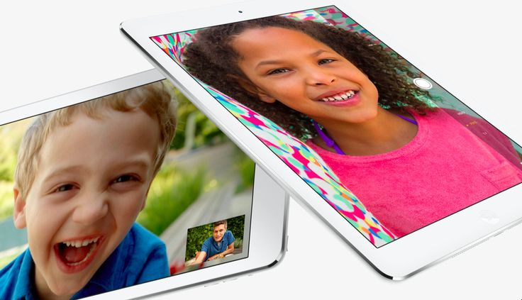 FaceTime nuevas razones para sonreír #PorquéunaMac #GeniosApple #Apple #iPad #iPadmini