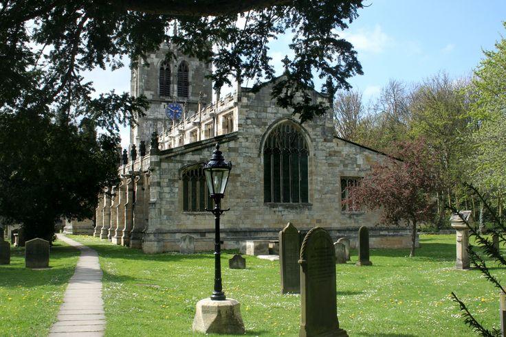 The Parish Church, Tadcaster, Yorkshire. | Flickr - Photo Sharing!