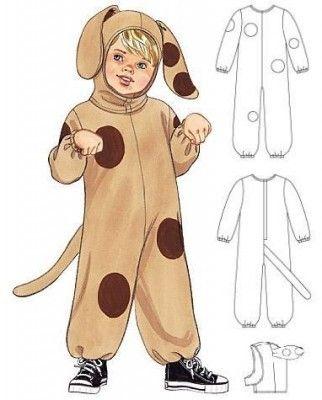 Как сделать костюм собаки ребенку фото 39