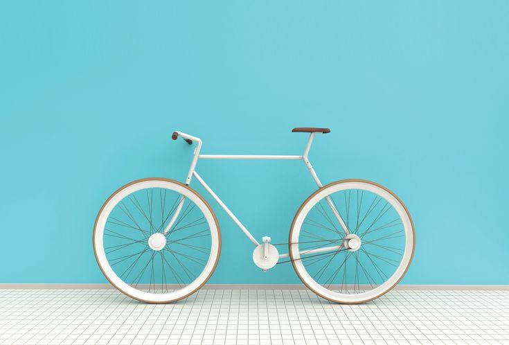 Kit Bike by Lucid Design bicicleta en bolsa
