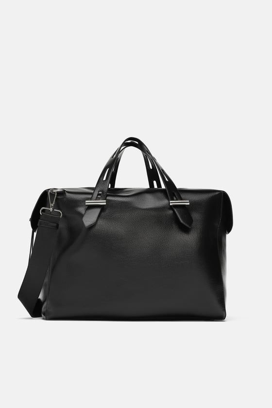 f5b20a14548aa8 Image 2 of SOFT BOWLING BAG from Zara | Bags | Bowling bags, Bags ...