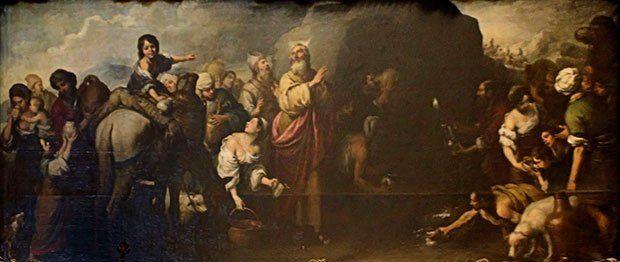 El Instituto Andaluz de Patrimonio Histórico (IAPH) restaurará los dos grandes lienzos de Murillo del Hospital de La Caridad | SoyRural.es