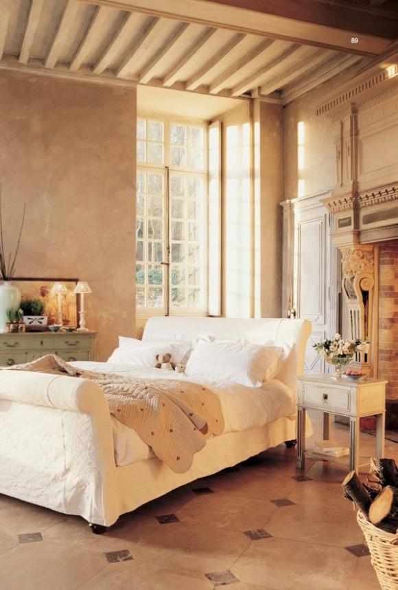 Dormitoare clasice, cu o tusa de modernitate (1)