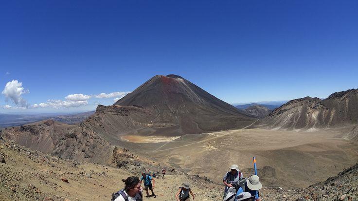 Tongariro Trek (8h) - Mont Ngauruhoe - A la recherche de l'Oeil de Sauron