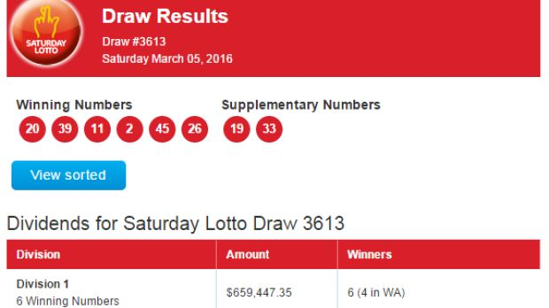 National Lottery results for Saturday, March 12 #SaturdayLotto...: National Lottery results for Saturday, March 12… #SaturdayLotto