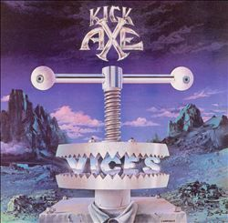 Listening to Kick Axe - All the Right Moves on Torch Music. Now available in the Google Play store for free.