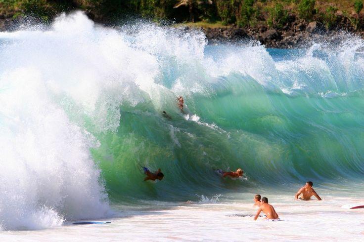shore break rips