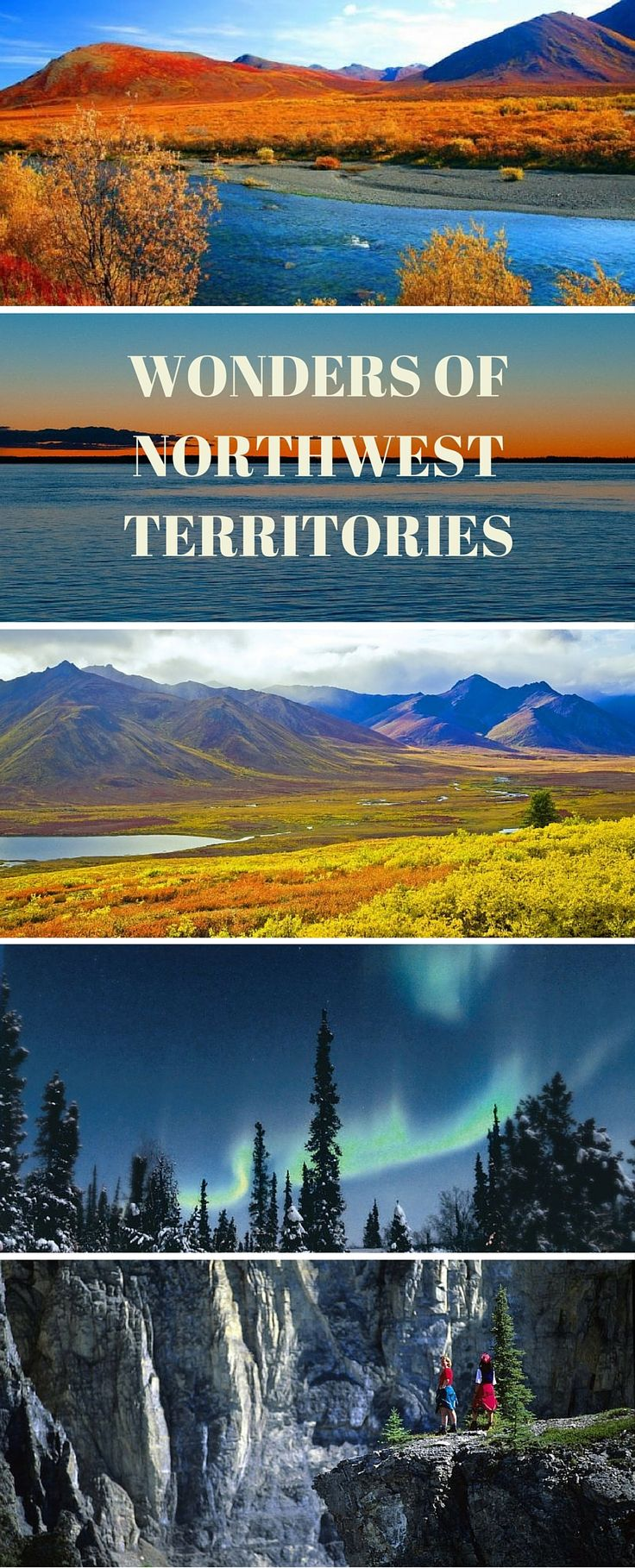 Deep in the far north, the Northwest Territories morphs into Canada's wildest wilderness.