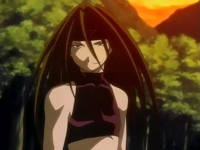 Fullmetal Alchemist Envy 2004