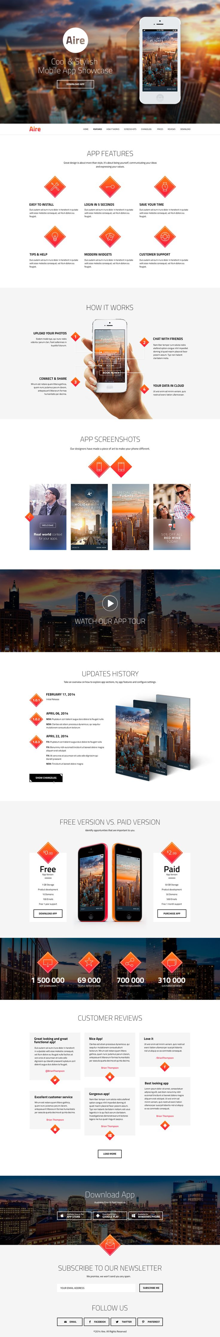 Aire - App Landing Page HTML5/Less Template | Buy and Download: http://themeforest.net/item/aire-app-landing-page-html5less-template/8376097?WT.ac=category_thumb&WT.z_author=Bareve&ref=ksioks