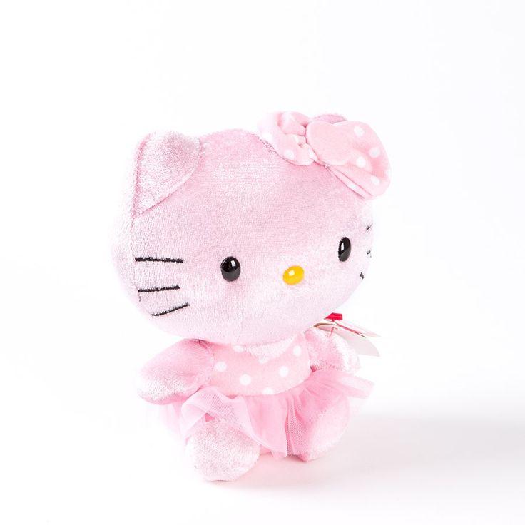 "6"" Pink Shimmer Tutu Hello Kitty Ty Beanie Baby Price $6.99"